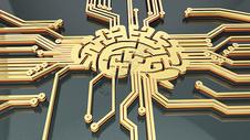 人工智能AI大脑400168798图片