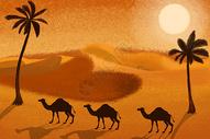异域沙漠图片