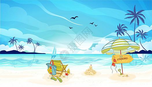 海边旅游图片