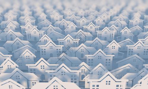 房地产商务背景图片