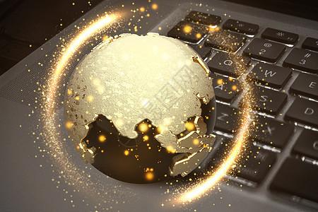 全球互联网经济图片