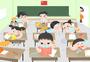 教室自习学生时代图片