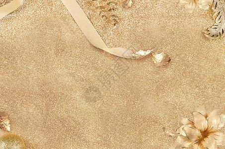 鎏金商务背景图片