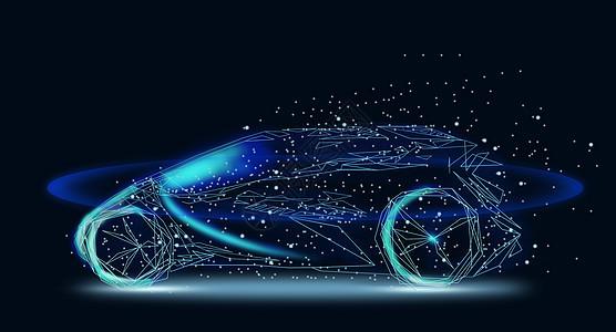 智能驾驶科技图片