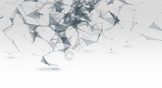 分子几何结构科技背景400181562图片