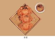 美味的螃蟹图片