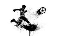 泼墨足球图片