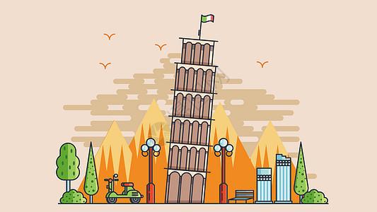 罗马城市风光建筑标志性建筑图片