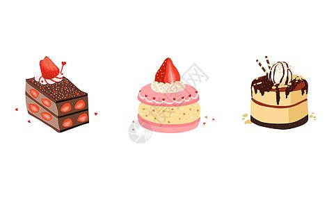 蛋糕点心图片