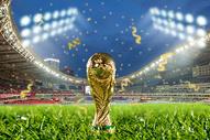 世界杯时尚主题图片