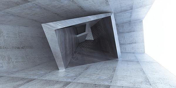 创意建筑空间场景图片
