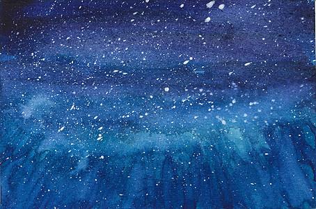 繁星点点的星空图片