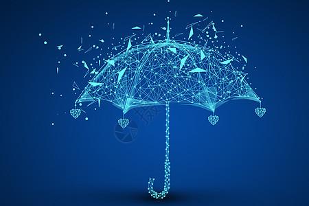 创意保护伞图片