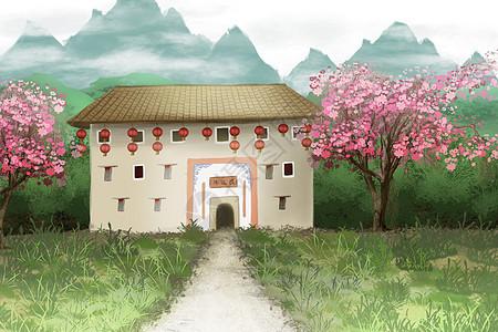 闽南建筑图片