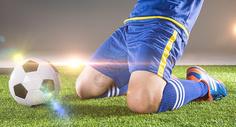 足球比赛图片