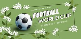 2018足球世界杯背景图片
