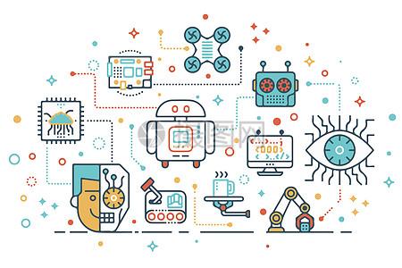 机器人技术图片