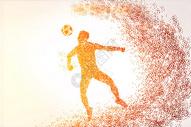 运动粒子效果图片