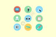 商务办公设备类图标图片