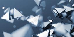 抽象科技空间背景图片