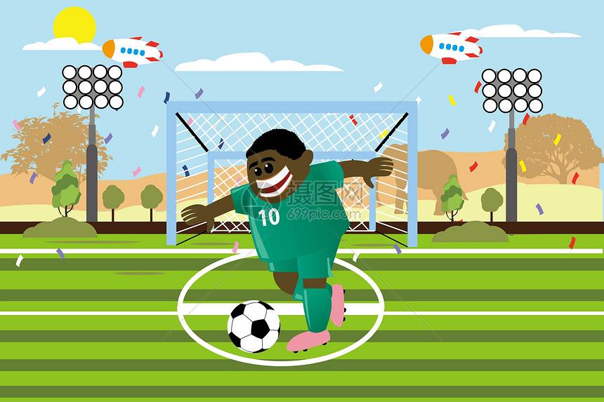 世界杯尼日利亚队图片