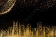 房地产黑金海波图片