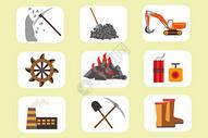 施工建筑图标图片