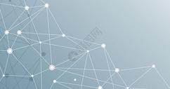 几何科技线条背景图片