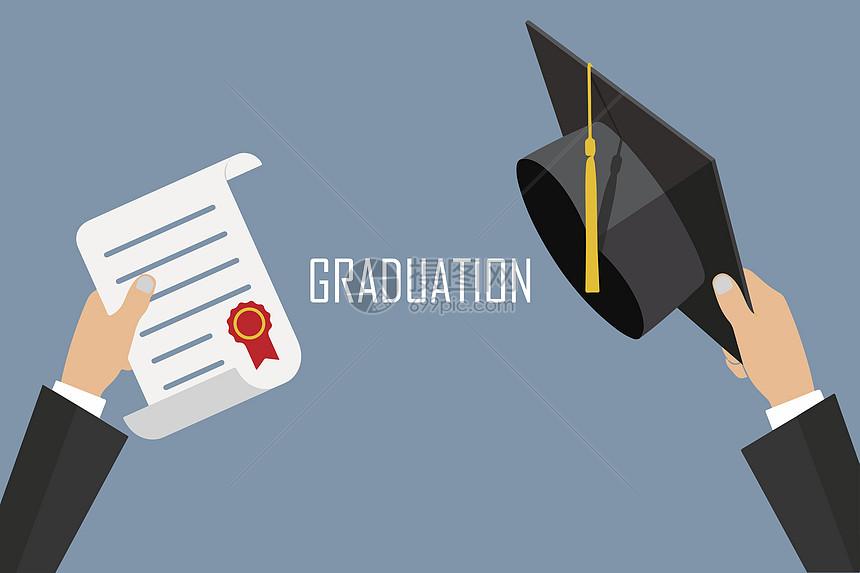 教育大学毕业季图片