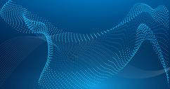 矢量量子科技背景图片