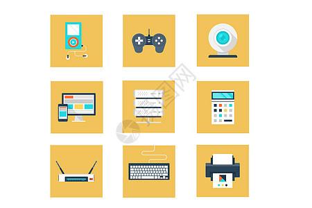 电子 产品图标图片