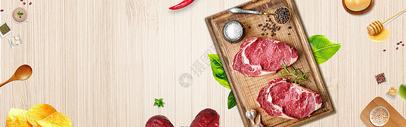 美食背景图片
