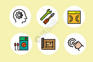 工业制造类图标图片
