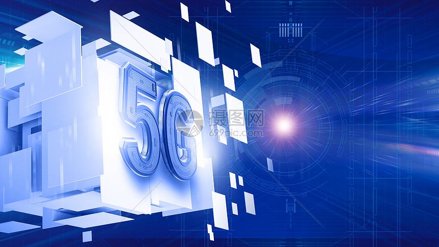 科技5G图片