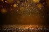 金色大气背景图片