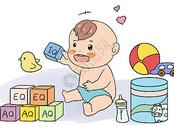 婴儿奶粉漫画图片
