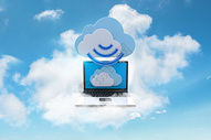 云计算网络科技图片