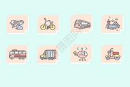 交通图标图片