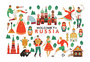 俄罗斯风情图片