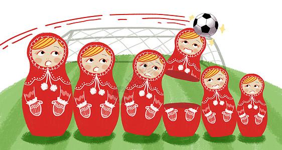 俄罗斯足球世界杯图片