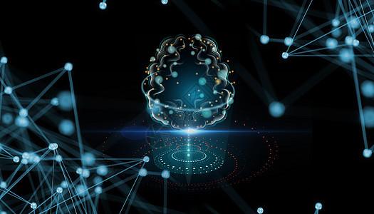 科技大脑图片