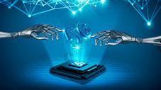 创意科技5G芯片图片