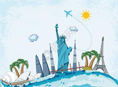 留学 旅行图片