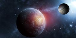 太空科幻宇宙星球图片