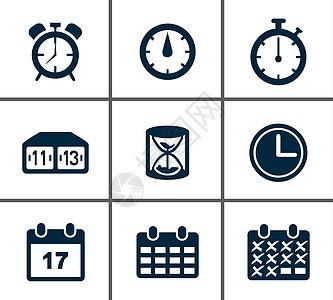 时间记录图片