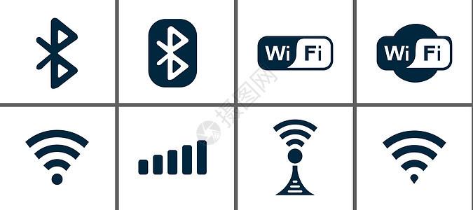 信号图标图片