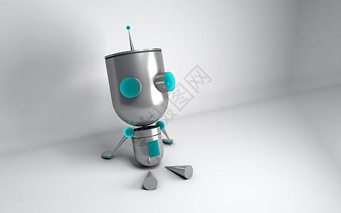 智能机器场景图片