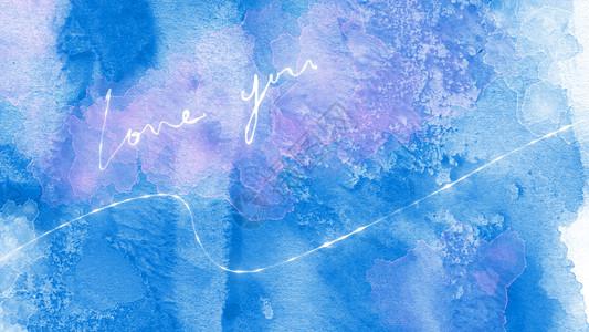 水彩抽象背景图图片