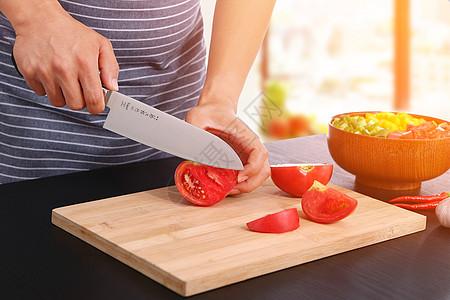 创意厨房背景图片