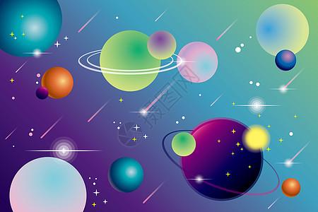 宇宙背景图片
